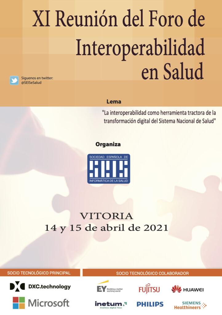 XI Reunión del Foro de Interoperabilidad en Salud