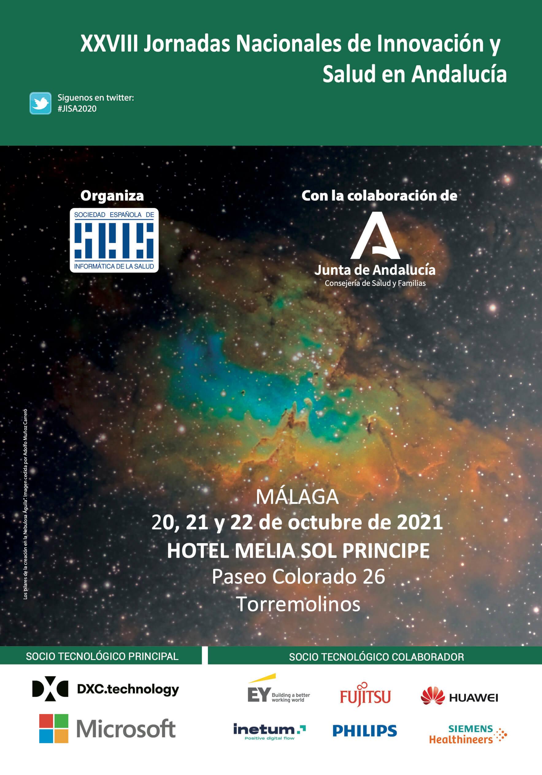 XXVIII Jornadas Nacionales de Innovación y Salud en Andalucía