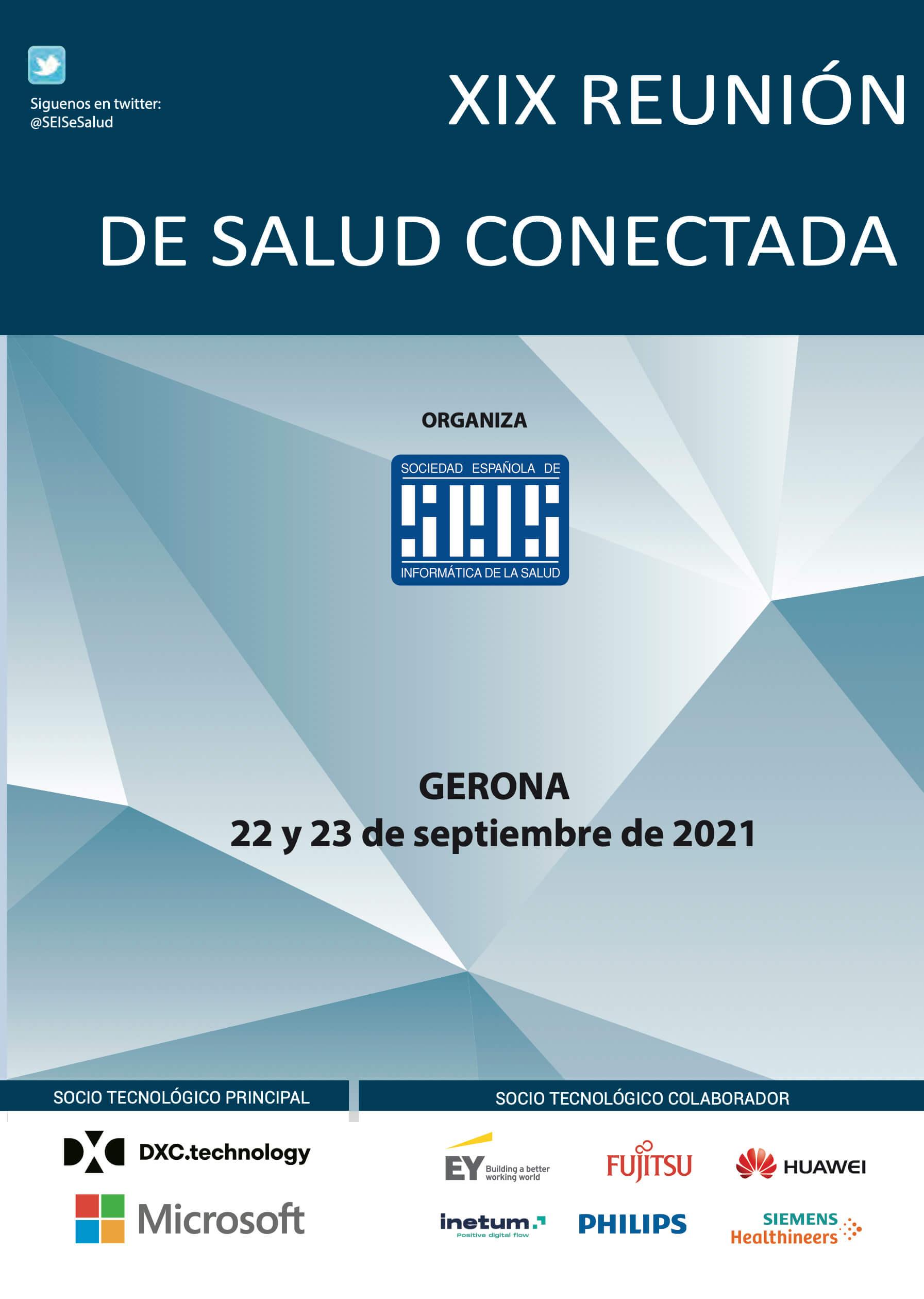 XIX Salud Conectada 2021